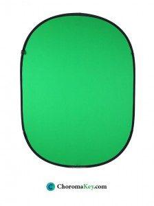 فون پرتابل سبز 170×250 سانتی متر (پرده سبز کروماکی)